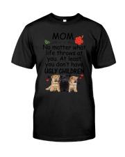 Chow chow - Ugly children 2106L Classic T-Shirt thumbnail