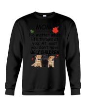 Chow chow - Ugly children 2106L Crewneck Sweatshirt thumbnail