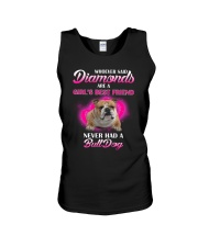 Bulldog Diamonds 2106 Unisex Tank thumbnail