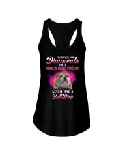 Bulldog Diamonds 2106 Ladies Flowy Tank thumbnail