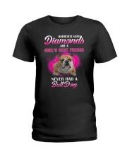 Bulldog Diamonds 2106 Ladies T-Shirt thumbnail