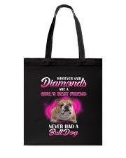 Bulldog Diamonds 2106 Tote Bag thumbnail