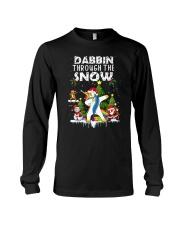 Unicorn Dabbin 0210 Long Sleeve Tee thumbnail