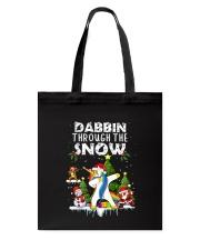 Unicorn Dabbin 0210 Tote Bag thumbnail