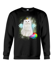 Cat Unicorn Cute 2006 Crewneck Sweatshirt thumbnail
