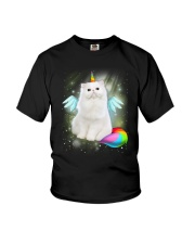 Cat Unicorn Cute 2006 Youth T-Shirt tile
