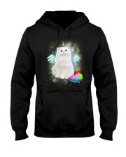 Cat Unicorn Cute 2006 Hooded Sweatshirt thumbnail
