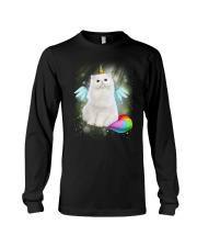 Cat Unicorn Cute 2006 Long Sleeve Tee thumbnail