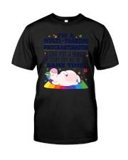 Unicorn - Multi-tasking procrastinator Classic T-Shirt thumbnail