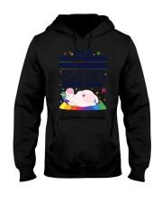 Unicorn - Multi-tasking procrastinator Hooded Sweatshirt thumbnail