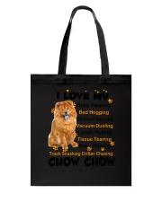 I love my Chow Chow 2006P  Tote Bag thumbnail