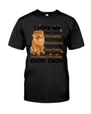 I love my Chow Chow 2006P  Classic T-Shirt thumbnail
