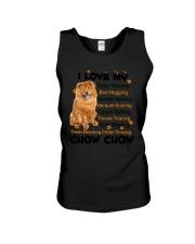 I love my Chow Chow 2006P  Unisex Tank thumbnail