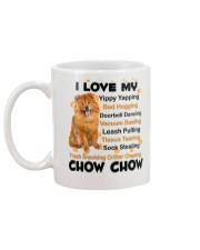 I love my Chow Chow 2006P  Mug back