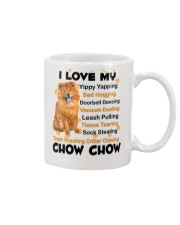 I love my Chow Chow 2006P  Mug front