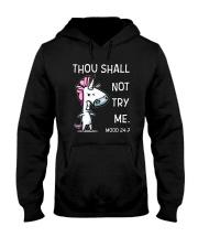 Unicorn Not Try Me  Hooded Sweatshirt thumbnail