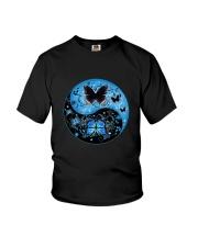 Butterfly Yin Yang 2006 Youth T-Shirt thumbnail