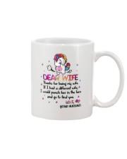 Unicorn Wife Mug front