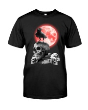 Skull gothic Classic T-Shirt front