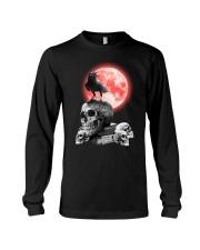 Skull gothic Long Sleeve Tee thumbnail