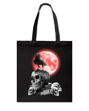 Skull gothic Tote Bag thumbnail