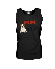 Jack Russell Terrier - I owe you Mom 1806P Unisex Tank thumbnail