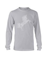 Unicorn Snowflake Long Sleeve Tee thumbnail