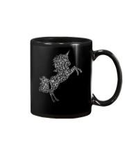 Unicorn Snowflake Mug thumbnail