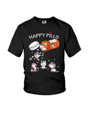 Unicorn Happy Youth T-Shirt thumbnail