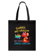 Dragon Unicorn 2106 Tote Bag thumbnail