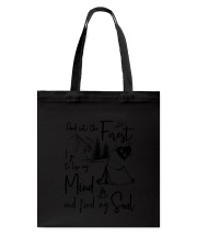Camping Forest 2806 Tote Bag thumbnail