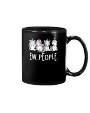 Unicorn and people Mug thumbnail