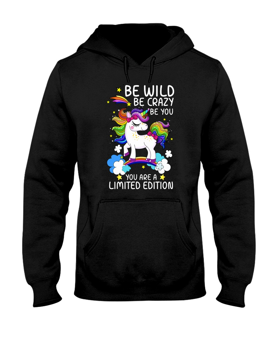 Unicorn Limited Hooded Sweatshirt