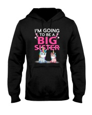 Big Sister Unicorn Hooded Sweatshirt tile