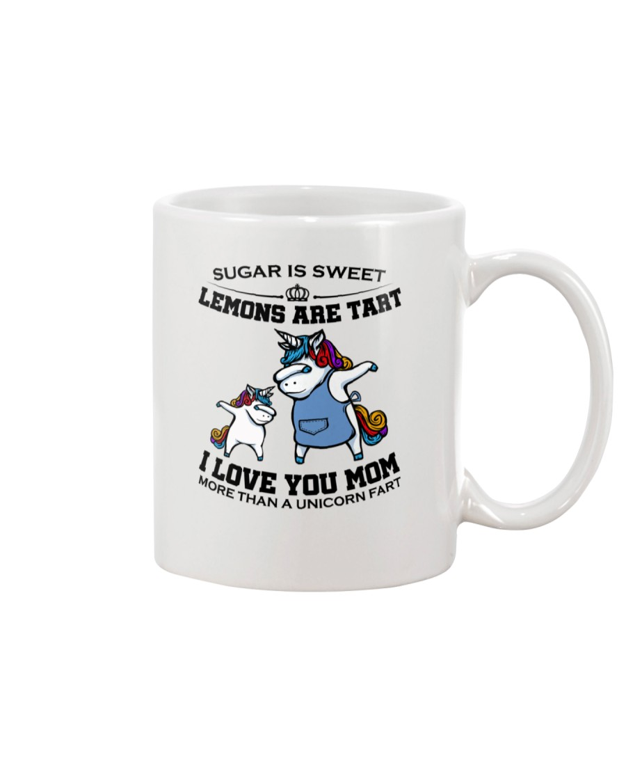 Unicorn Mom Mug Mug