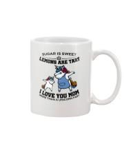 Unicorn Mom Mug Mug front