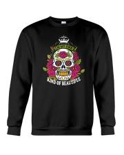 Skull Beautiful Crewneck Sweatshirt thumbnail