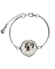Great Dane Cool 1606 Metallic Circle Bracelet thumbnail