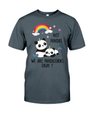 Pandicorns 2911 Classic T-Shirt thumbnail