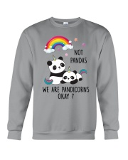 Pandicorns 2911 Crewneck Sweatshirt thumbnail