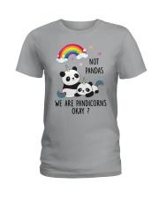 Pandicorns 2911 Ladies T-Shirt thumbnail