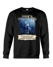 Wolf Nope 1906 Crewneck Sweatshirt thumbnail