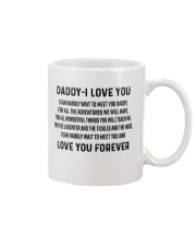 Dad - I love you 1406 Mug front