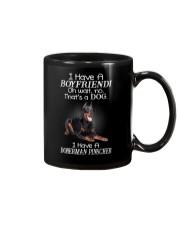 Doberman Pinscher Boyfriend 2006 Mug thumbnail