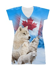 Wolf Canada Proud 1806 All-over Dress thumbnail