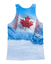 Wolf Canada Proud 1806 All-over Unisex Tank back