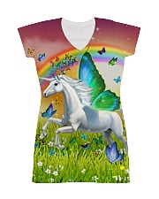 Unicorn Fairy  All-over Dress thumbnail