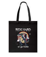 Unicorn and Black cat Tote Bag thumbnail