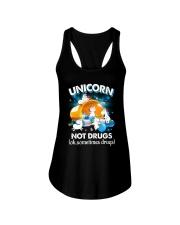 Unicorn Not Drug 0509 Ladies Flowy Tank thumbnail