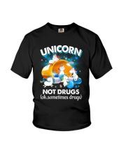 Unicorn Not Drug 0509 Youth T-Shirt thumbnail